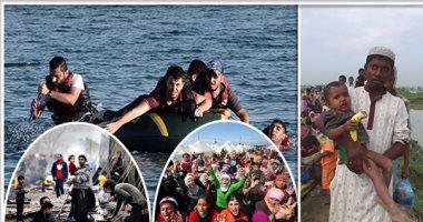 فيديو.. إكسترا نيوز تستعرض قضيتى تطوير الأمم المتحدة وملف اللاجئين.. فريدة الشوباشى: 5 دول فقط على مستوى العالم يتحكمون فى مجلس الأمن ويجب إصلاح الأمر.. وكاتب: مصر تعتبر اللاجئين لديها ضيوفًا لا يعيشون بمعسكرات