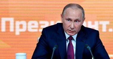 بوتين: روسيا لن تسمح بتكرار السيناريو الأوكرانى على أراضيها