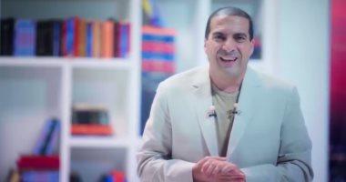 """عمرو خالد فى رسالة تهنئة لـ""""اليوم السابع"""": أنتم بحق قاطرة المواقع الإخبارية"""