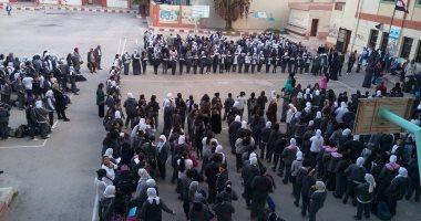 ضبط متهمين فى حملات أمنية لمكافحة التحرش بمحيط المدارس بالجيزة