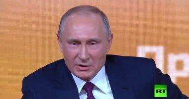 فلاديمير بوتين: العسكريون الروس أمنوا زيارتى لسوريا