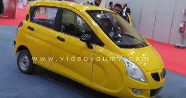 فيديو الحل الحضارى لأزمة التوك توك سيارة المايسترو صنع فى مصر