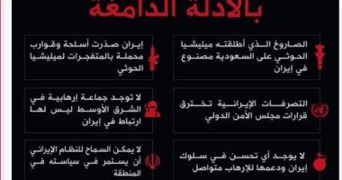 الخارجية السعودية عبر تويتر: الجماعات الإرهابية فى الشرق الأوسط ترتبط بإيران