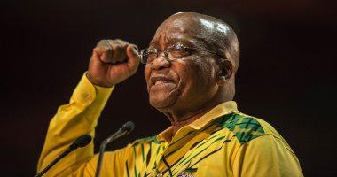 رئيس جنوب أفريقيا جاكوب زوما يعلن استقالته