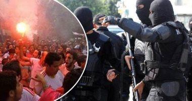 حبس 13 من مشجعى الزمالك 15 يومًا لاتهامهم بحيازة مفرقعات وإثارة الشغب