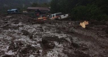 مصرع 31 شخصا فى انهيار أرضى نتيجة أمطار غزيرة شرق أوغندا