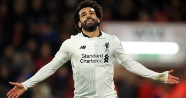 جماهير إنجلترا ترشح محمد صلاح للفوز بجائزة أفضل لاعب فى الموسم