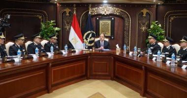 وزير الداخلية: ضربات أمنية استباقية لإحباط مخططات الجماعات الارهابية