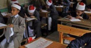رئيس منطقة سوهاج يتفقد لجان امتحانات الشهادات الأزهرية