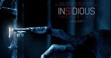 """رعب """" Insidious """" يحافظ على المركز الثانى بقائمة شباك التذاكر العالمى"""