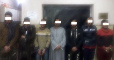 القبض على المتهمين بسرقة بطاريات أول هاتف محمول صنع فى مصر