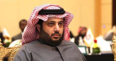 تركى آل الشيخ: كل الأمنيات لفريق الأهلى فى بطولة أفريقيا