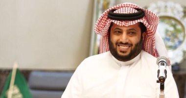 تركى آل الشيخ : لا أتكفل بالتجديد لأى لاعب أو مهرجان اعتزاله