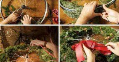 أدوات بسيطة ورخيصة.. 3 أفكار تغيرى بيهم ديكور شقتك احتفالاً بالكريسماس -