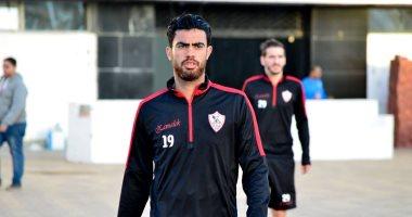 إصابة أحمد مجدى لاعب الجونة بالرباط الصليبى