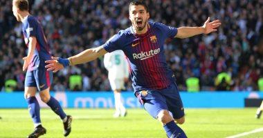 فيديو.. سواريز يكرر هدف إيتو الرائع مع برشلونة بعد 13 عاما -