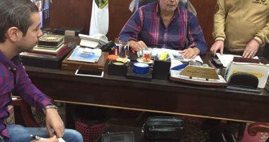رئيس مدينة زفتي : تخصيص مليوني جنيه لمعدات النظافة