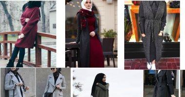 e30edfa1707b2 عشان الشتاء مش كله جواكيت 5 أزياء للمحجبات لإطلالة أنيقة ومحتشمة ...