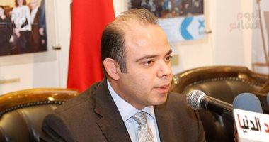 لجنة البنوك بجمعية رجال الأعمال تستضيف اليوم رئيس البورصة المصرية