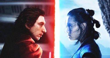 مليار و82 مليون دولار إيرادات فيلم Star Wars: The Last Jedi
