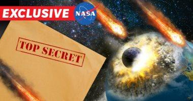 400 يوم تفصلنا عن النهاية.. هل يقضى كويكب NT7 2002  على سكان الأرض فى فبراير 2019؟.. ناسا تكشف عن الكارثة ثم تنفى بعد ذلك.. واتهامات بإخفائها الحقيقية.. وإرسال سفينة فضائية لتغيير مسار الكويكب أبرز الحلول -