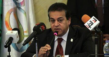 وزير التعليم العالى يترأس اجتماع مجلس الجامعات الخاصة والأهلية