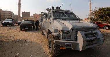 سقوط 5 متهمين بحوزتهم مخدرات بقصد الاتجار فى الإسماعيلية