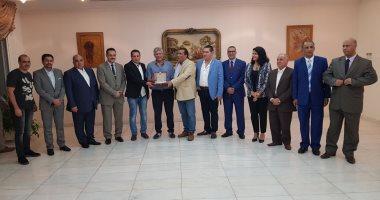 بالصور.. حفل وداع وتكريم السفير المصرى فى عمان