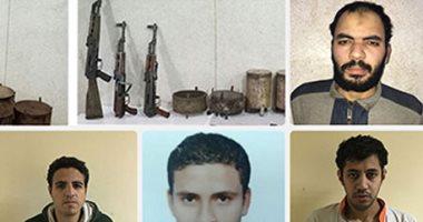 """فيديو.. أحمد موسى يعرض اعترافات اثنين من المنتمين لحركة """"حسم"""" الإرهابية"""