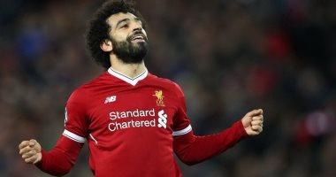 محمد صلاح ضمن أفضل 11 أفريقيا فى تاريخ ليفربول -