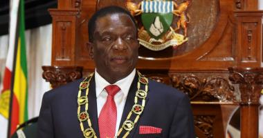 منانجاجوا يؤدى اليمين الدستورية كرئيس لزيمبابوى
