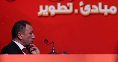 الخطيب: الأهلي يدعم المنظومة الرياضية فى مصر على مدار تاريخه