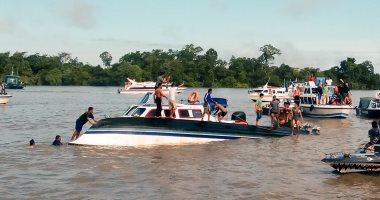 فقدان 25 فنزويليا بسبب غرق قاربهم فى البحر الكاريبى
