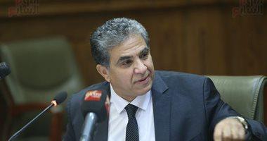 وزير البيئة أمام البرلمان: هناك مرحلة جديدة فى إدارة المحميات