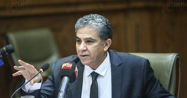 """وزير البيئة يعلن إشراك مؤسسة """"شباب بتحب مصر"""" فى إدارة المحميات الطبيعية"""