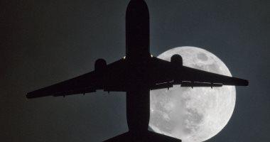 القمر العملاق يزين العام الجديد بإطلالة رائعة فى أغلب دول العالم