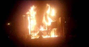 طهران تعلن عدم العثور على ناجين من حريق الناقلة النفطية الإيرانية