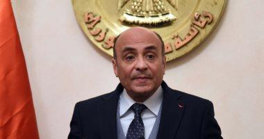 عمر مروان ممثل الحكومة الوحيد فى جلسة التعديل الوزارى بمجلس النواب