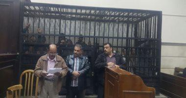 فيديو وصور.. جنايات الإسماعيلية تقضى بإعدام 5 متهمين بقتل صديقهم لسرقته