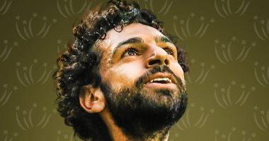 الكاف يستعرض إنجازات محمد صلاح فى 2017 قبل جائزة أفضل لاعب فى أفريقيا
