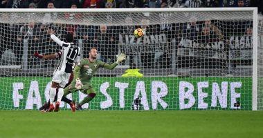 صاروخ كوستا يمنح يوفنتوس التقدم على تورينو بالشوط الأول فى كأس إيطاليا