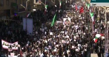 صحيفة سعودية: الثورة الإيرانية اندلعت باسم الحرية ثم انقلبت لتصبح ألد أعدائها
