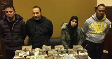 أمن القاهرة يضبط سكرتيرة سرقت مليون جنيه و8 آلاف دولار و2 كيلو ذهب من شركة
