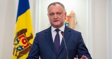 رئيس مولدوفا: زعيم الحزب الديمقراطى وحاشيته يعرضون مليون دولار مقابل اغتيالى