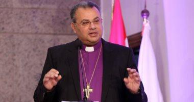 """""""رئيس الإنجيلية"""" يشهد رسامة شيوخ وشمامسة جدد لكنيسة بالإسكندرية"""