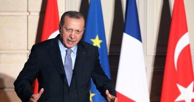 أردوغان: تركيا ستسحق وحدات حماية الشعب الكردية السورية فى عفرين