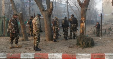 مصرع 14 مسلحا فى هجمات للقوات الأفغانية على ضواحى مدينة غزنة