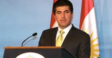 البارزانى يؤكد استعداد كردستان لاستقبال لجنة برلمانية للإطلاع على آليات بيع النفط