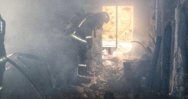 السيطرة على حريق شب داخل شقة سكنية فى بولاق الدكرور دون إصابات