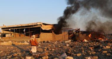 مقتل 40 حوثياً فى غارات للتحالف العربى قرب مدينة الحديدة اليمنية